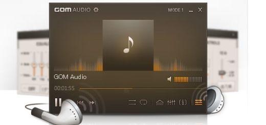 GOM Audio, un reproductor de audio gratuito muy compacto y potente