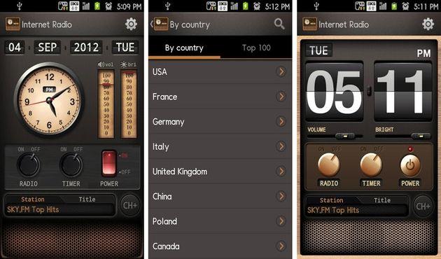 Internet Radio, más de 50000 emisoras de radio online para escuchar en tu Android