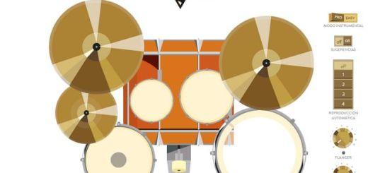 JAM en Chrome, toca instrumentos musicales junto a tus amigos en Chrome