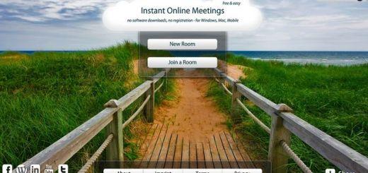 Meetingl, plataforma online gratuita para crear salas de videoconferencia en grupo