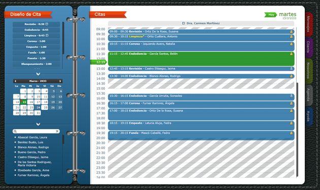 Mi Cita Previa: completa agenda de citas online, para diferentes sectores profesionales, con versión gratuita