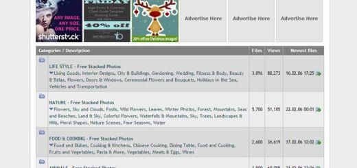 Photo Rack, miles de fotografías libres para tus proyectos personales o comerciales