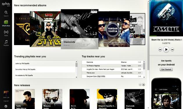 Spotify web Un pequeño truco para acceder ya a la versión web de Spotify