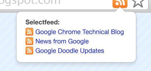 Suscripción a RSS, extensión Chrome para agregar feeds RSS a Google Reader con un clic