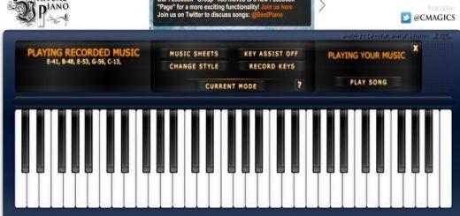 Virtual Piano, un piano online para practicar y tocar tus piezas favoritas