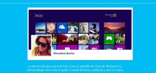 Windows 8 cover photo creator, crea portadas para Facebook con la apariencia de Windows 8