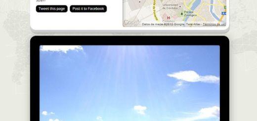 Worldcam, busca fotos de Instagram próximas a tu ubicación o a un lugar que señales