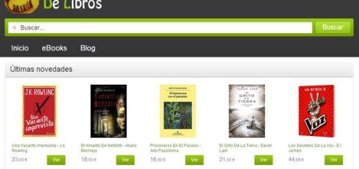 Buscar Precios de Libros