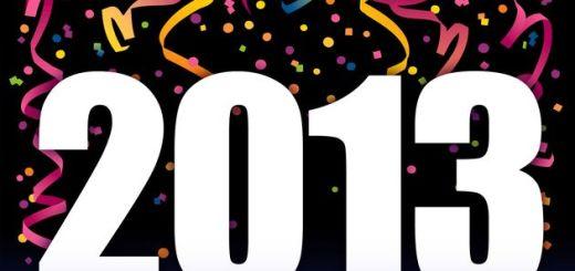 Feliz 2013 para todos