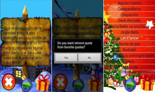 Frases De Navidad Y Fin De Año App Android Con Muchas