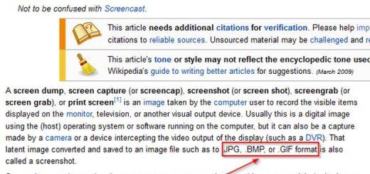 Greenshot, una potente herramienta para captura de pantalla con opciones de edición
