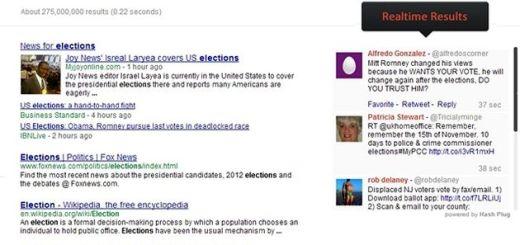 HashPlug, añade resultados de Twitter a las búsquedas en Google con esta extensión para Chrome
