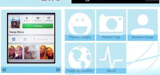Instagram Live, visualizador gratuito para las fotos de Instagram en Windows 8