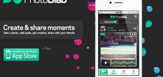 PhotoBlab: combina y retoca tus fotos, añádeles audio y comparte tus momentos (iOS)