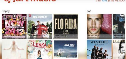 Smart Music, app gratuita para Windows 8 para escuchar música según tu estado de ánimo