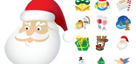 Standard Christmas Icon Pack 2012