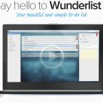 Wunderlist 2, un popular gestor de tareas gratuito y disponible para distintos dispositivos