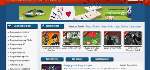 Clasijuegos, un portal con cientos de juegos online de todos los estilos