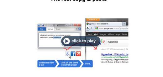 Click.to, la forma más rápida de copiar y pegar contenidos o textos