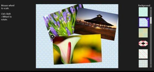 Cool Collage, crea bellos collages fotográficos con esta aplicación para Windows 8 y RT