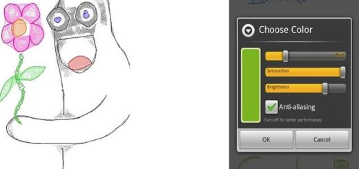 Draw(er), divertida app gratuita para dibujar en tu Android