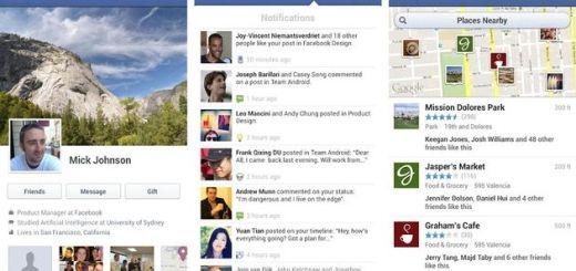 Facebook actualiza su app para Android incorporando los mensajes de voz