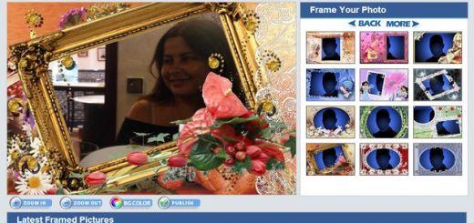 FrameMyPic, aplicación web gratuita con muchos marcos para nuestras fotos