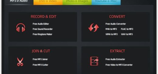 Freemore Audio Video Suite: suite multimedia gratuita para disfrutar, convertir y editar tus audios y vídeos