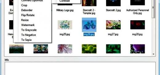 Image Tools: software gratis para tomar screenshots, editar imágenes y compartirlas