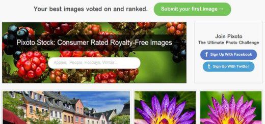 Pixoto, una red social para compartir fotos de gran belleza