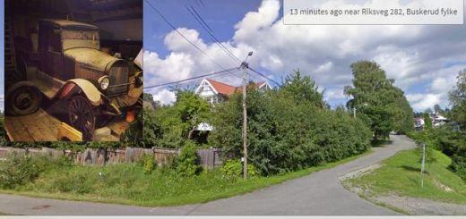 The Beat, geolocalizando en Street View las fotos compartidas en Instagram