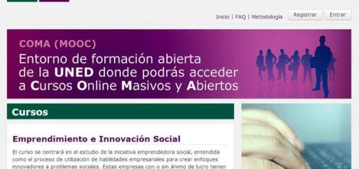 UnedComa, cursos online masivos y abiertos para todo el mundo