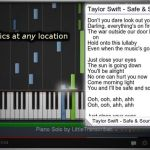 YouTube Lyrics Extension, pon letra a cualquier vídeo musical de YouTube