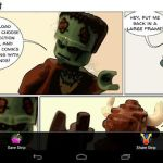 Comic Strip It!, una app gratuita para crear tiras cómicas en tu Android