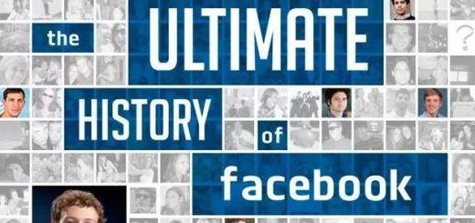 Descubre la historia de Facebook en esta infografía