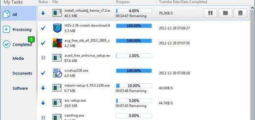 EagleGet, gestor y acelerador de descargas con soporte para vídeos en streaming