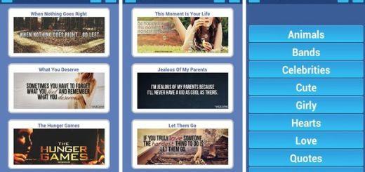 FirstCovers, una app Android con miles de portadas para tu perfil de Facebook