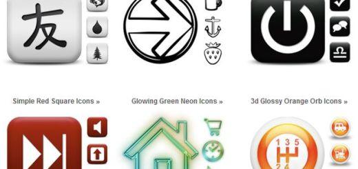 ICONS etc, más de 128.000 iconos y cliparts gratuitos para tus trabajos