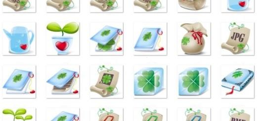Irish Icons, una colección de bellos iconos gratuitos para usar en tus proyectos