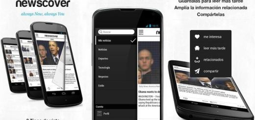 Newscover, la información y noticias que te interesan en una excelente app para Android e iOS