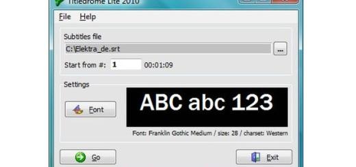 Titledrome Lite, superponer subtítulos a vídeos de YouTube y otros canales de streaming