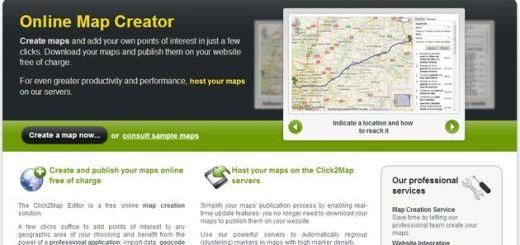 Clip2Map: crea mapas con marcadores, señalizaciones y rutas sin necesidad de programar