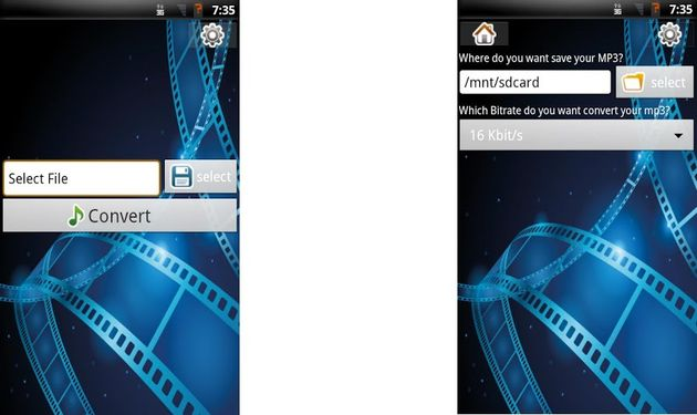 Convert Video to mp3 Convert Video to mp3, extrae el audio de tus vídeos con esta app gratuita para Android