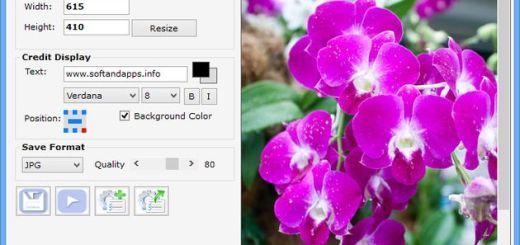 EasyPic, redimensiona imágenes y añádeles marcas de agua con esta aplicación portable y gratuita