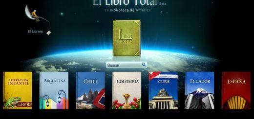El Libro Total, una biblioteca online indispensable para los aficionados a la lectura