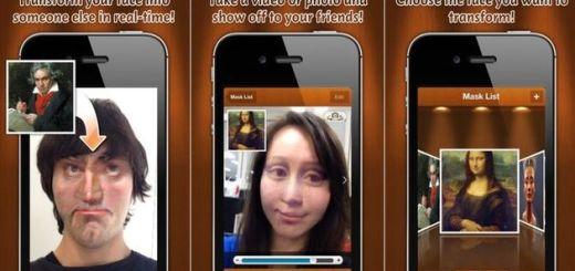 Face Stealer, diviértete transformando tu rostro en el de una celebridad con esta app para iOS