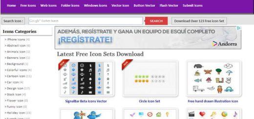 FreeIconsWeb: más de 100 sets de iconos gratuitos para descargar