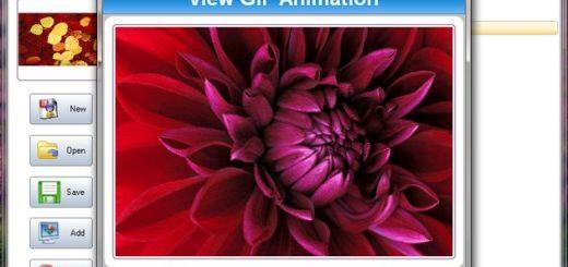 GIF Animator, una forma muy sencilla y rápida de crear animaciones GIF