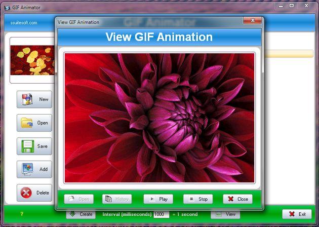 GIF Animator: una forma muy sencilla y rápida de crear animaciones GIF
