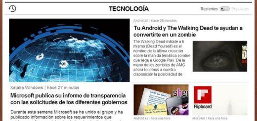 Newscover: plataforma que ofrece noticias que te interesan ya disponible en versión web